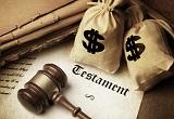 Pago del impuesto de sucesión con un préstamo personal.